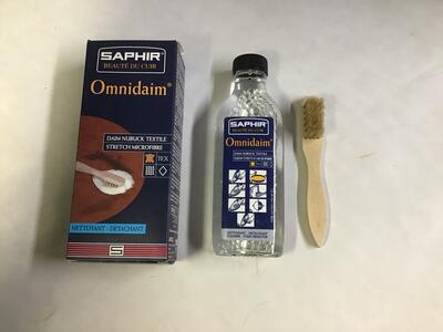 Shampoo Camoscio