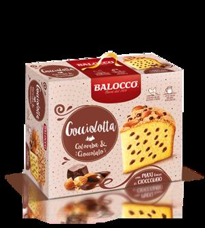Colomba Gocciolotta 750 gr Balocco