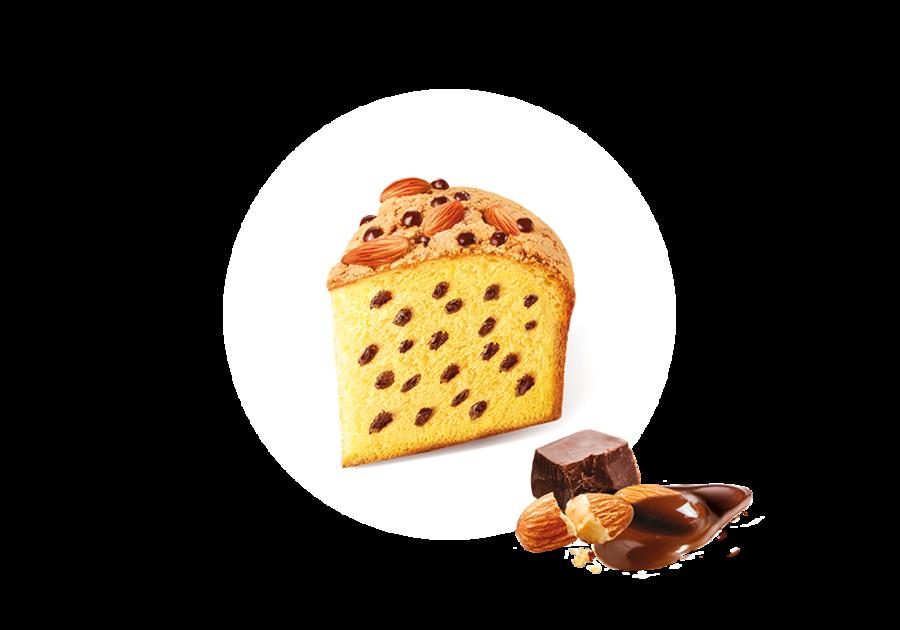 Colomba Cereali e Cioccolato 750 gr Balocco