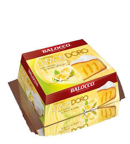 Colomba Lemondoro 750 gr Balocco