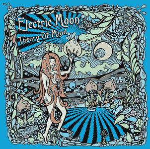 ELECTRIC MOON   - THEORY OF MIND - 2LP (Worst Bassist Records)