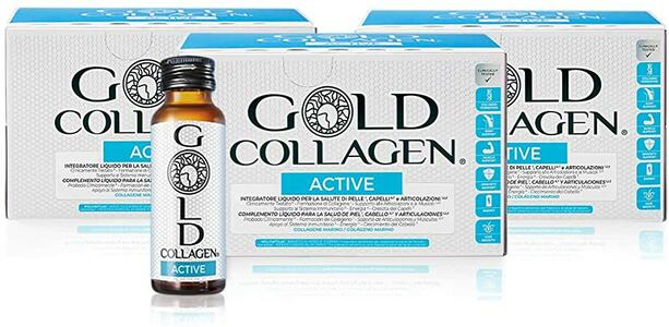 GOLD COLLAGEN®ACTIVE ►PROMO 30 FLACONI◄