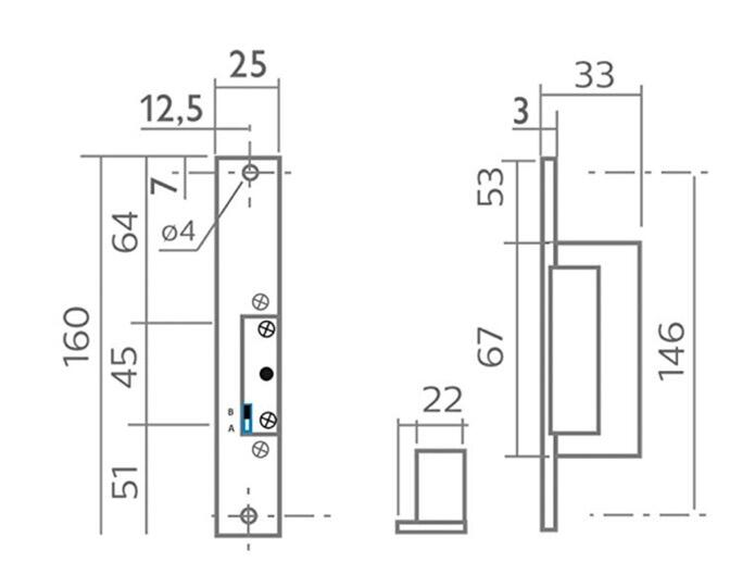 Gettoniera multimomoneta Apriporta con Elettroserratura