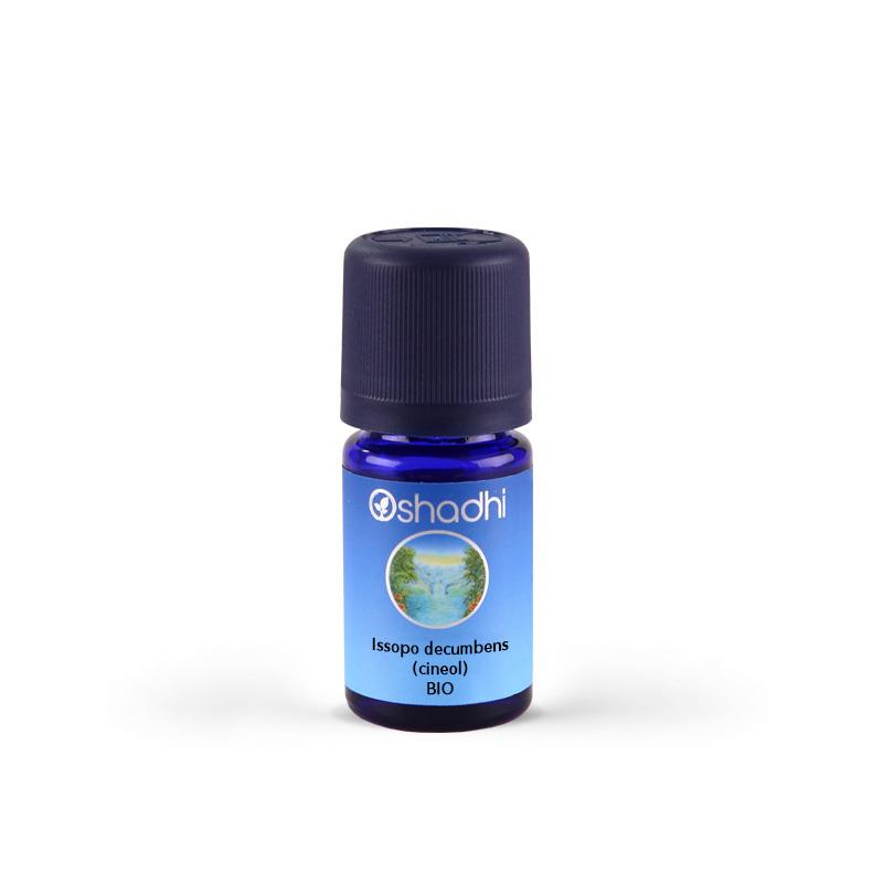 Oshadhi - Issopo decumbens ct. cineolo olio essenziale bio
