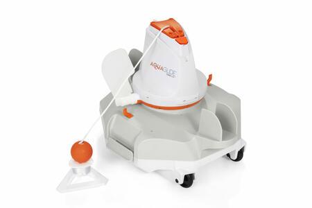Robot automatico puliscifondo AquaGlide  58620 BestWay ricaricabile per piscina
