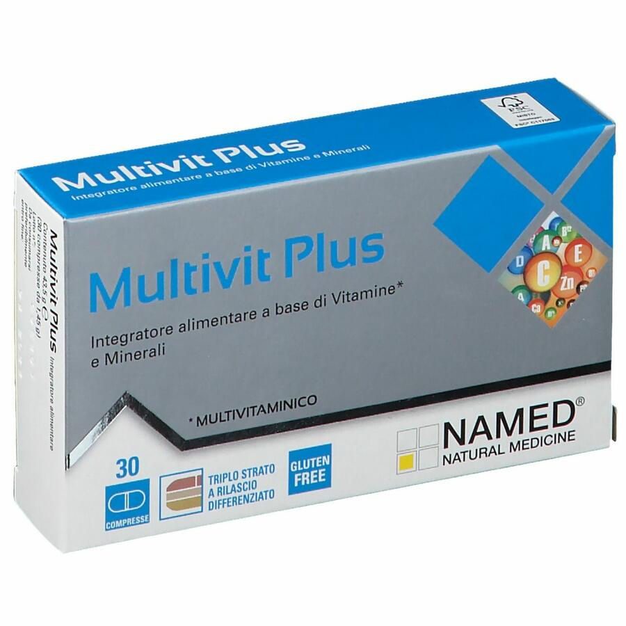 NAMED MULTIVIT PLUS 30 compresse