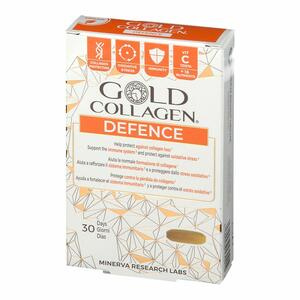 GOLD COLLAGEN® DEFENCE - 30 cpr x 30 giorni di trattamento
