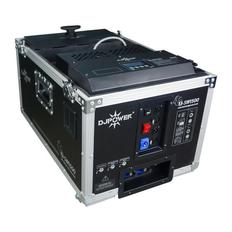 DJ Power - X-SW1500 - Macchina per nebbia bassa