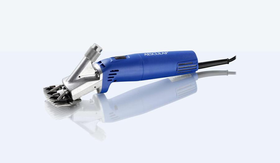 Tosatrice per ovini Aesculap Econom II con pettine e coltello GT578 e GT588