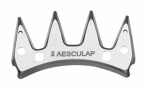 GT578 Lama superiore per Aesculap Econom II 4 denti