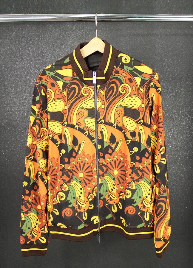 Giacca felpa RRD Fleece zip multicolor da donna 01164262