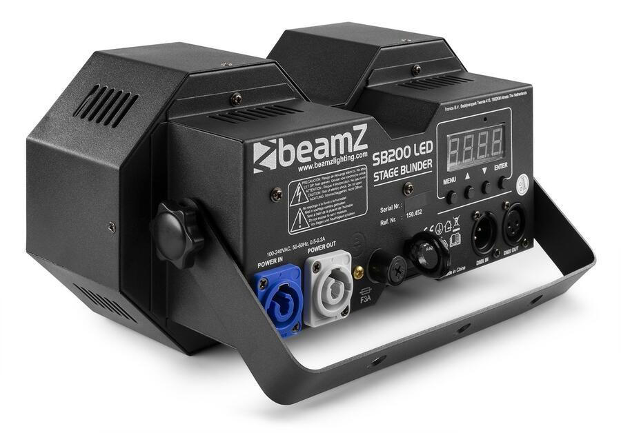 BeamZ -  SB200 STAGE BLINDER 2X LED COB DA 50W