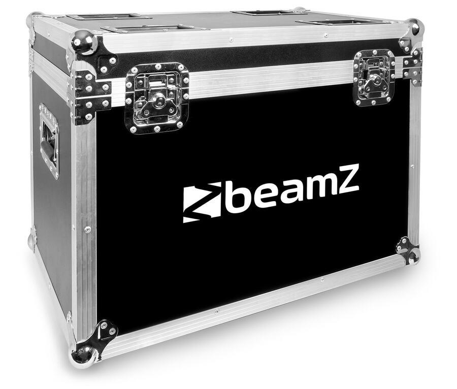 BeamZ -  FL270Z FLIGHTCASE PER 2 PEZZI STAR-COLOR 270Z