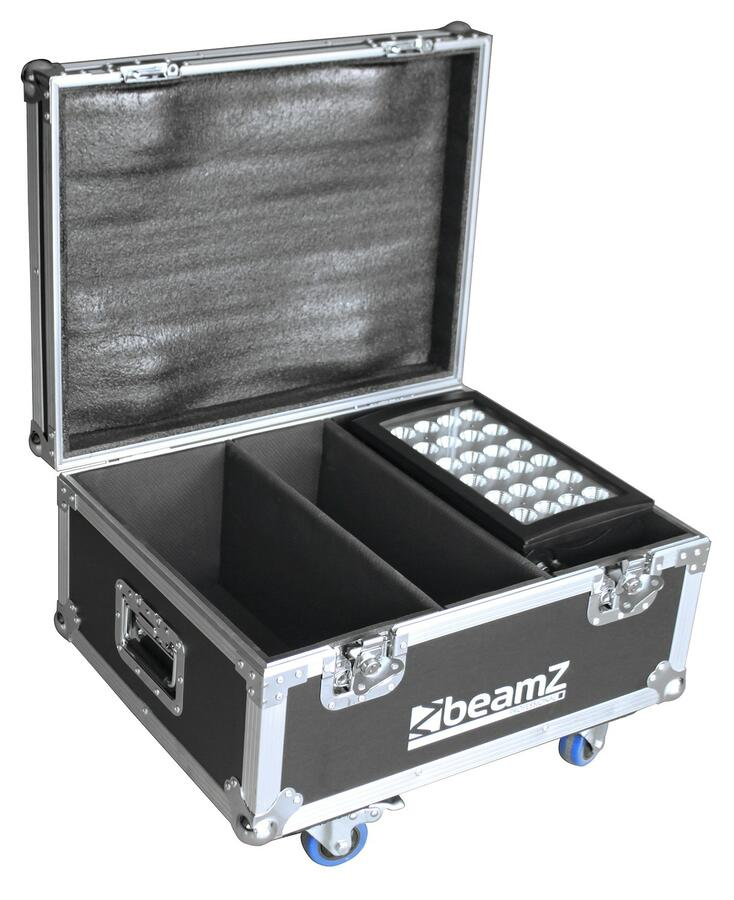 BeamZ -   FLIGHTCASE FL2 PER 2 STAR-COLOR 240 O 360