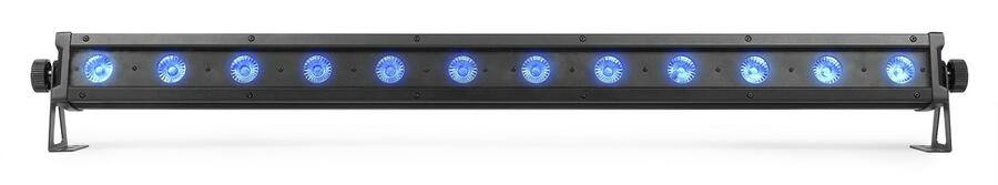 BeamZ -  LCB128IP BARRA LED IP65 12X 8W RGBA