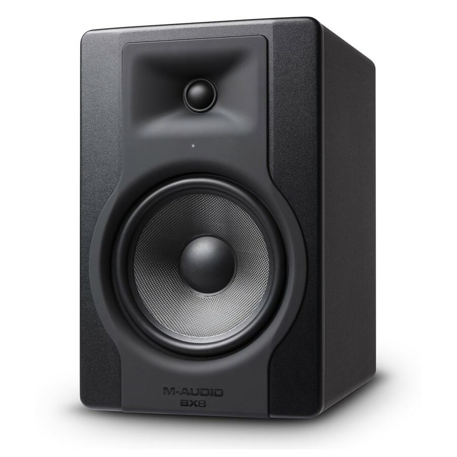 M-AUDIO - M-AUDIO BX8 D3 (Coppia) - Studio Monitor 300W
