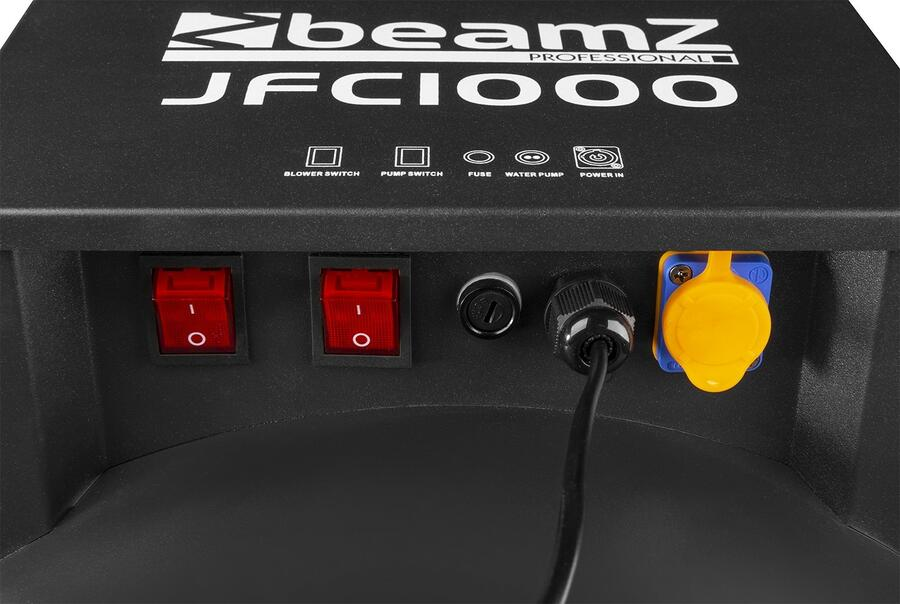 BeamZ - CANNONE JET FOAM JFC1000