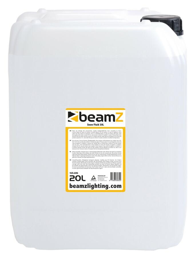 BeamZ - FSN20 SNOW FLUID 20L