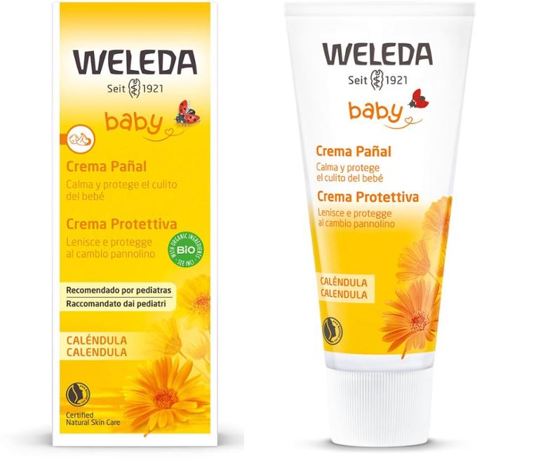 Weleda Baby Crema Protettiva Calendula