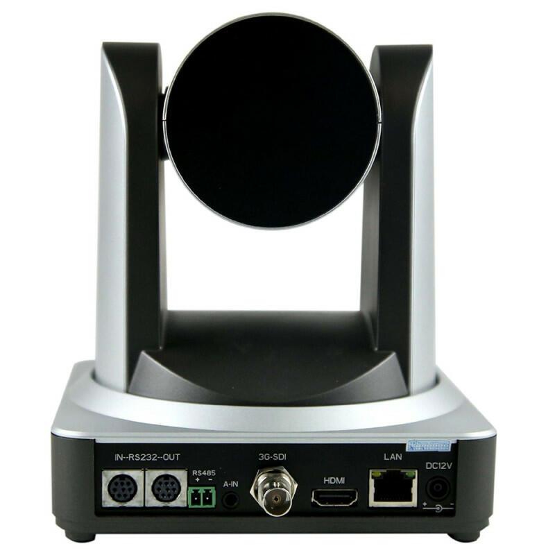 Telecamera PTZ con zoom ottico 20X