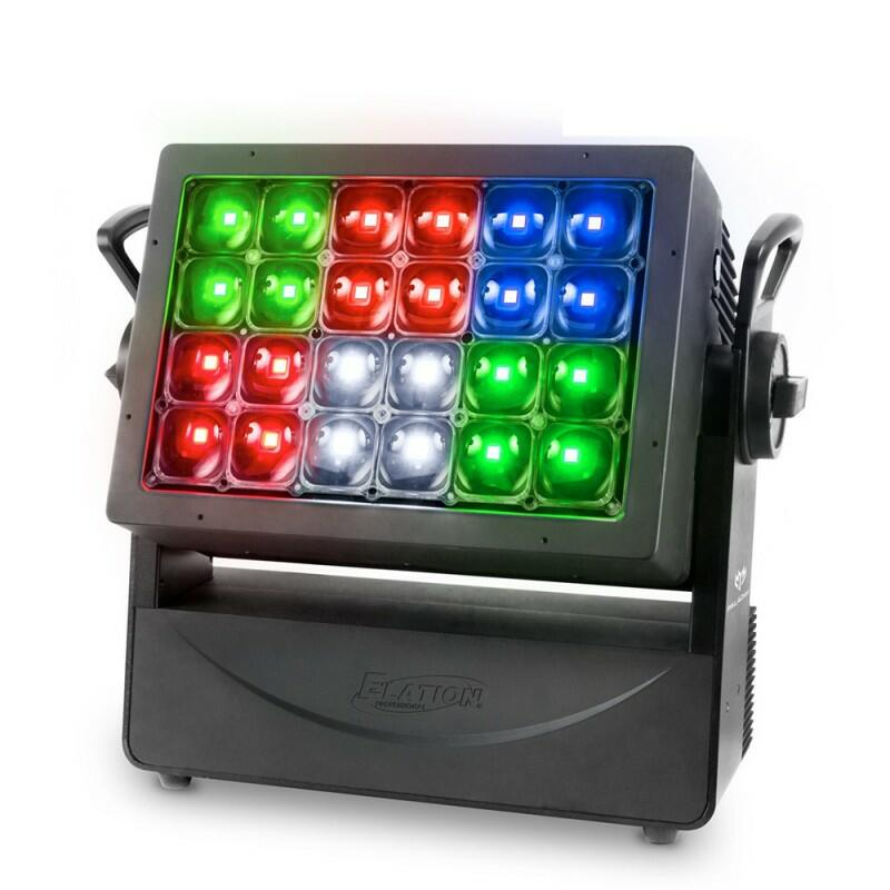 Elation PALADIN - IP65 Versatile Strobe Wash Blinder 24x 40W RGBW 4-in-1 LEDs