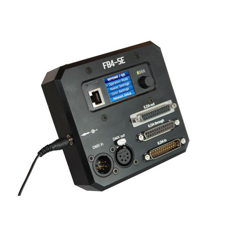 Laser World - RTI FB4 Pad Max Interface