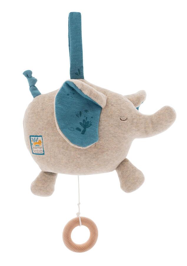 Sous mon Baobab - Musicale Elefante