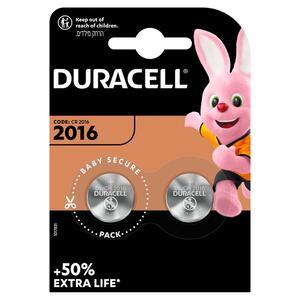 DURACELL CR 2016 PZ 10X2