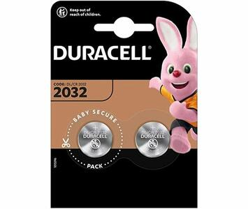DURACELL CR 2032 PZ 10X2