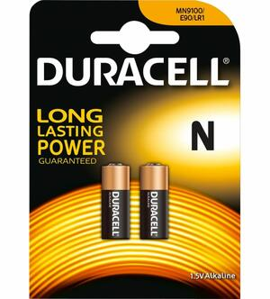 DURACELL MN 9100 1,5 VOLTS PZ 10X2