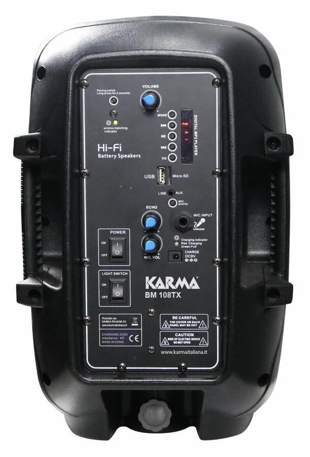 Karma BM 108TX