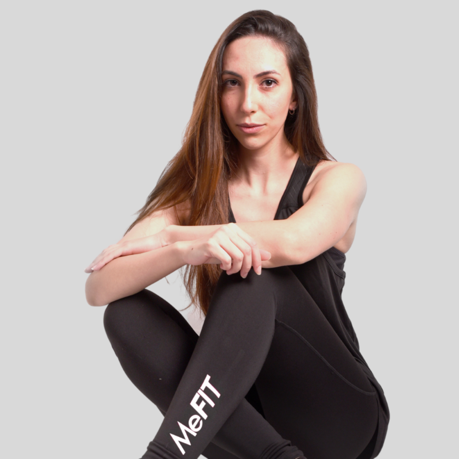 Leggins MFPro (Black/White)
