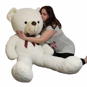 Orsacchiotto Bianco 160 cm