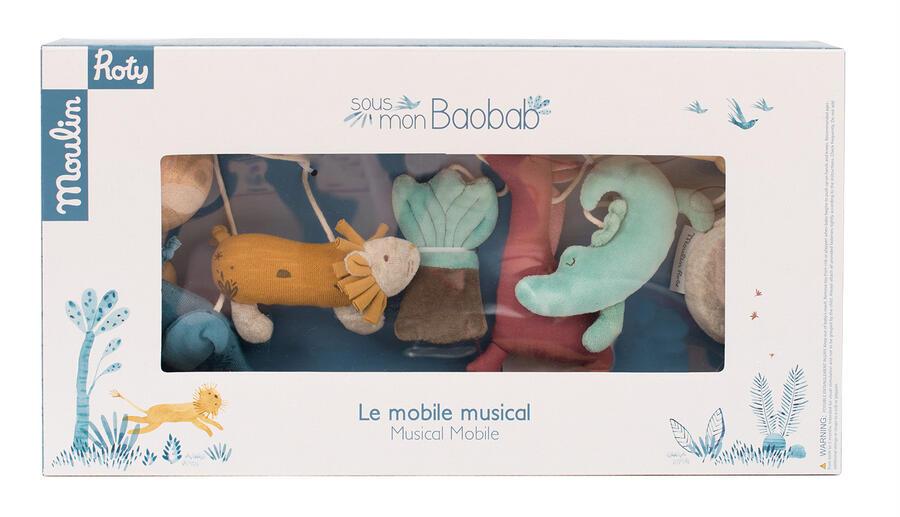 Sous mon Baobab - Giostrina musicale