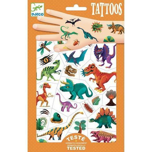 Tattoos Dino Club
