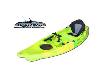 SKF Dentex II - Kayak da pesca o turismo - 306 cm - completo accessori