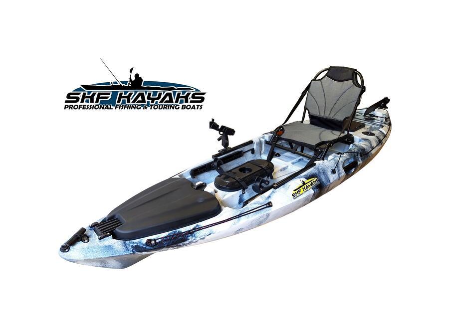 SKF Big Lake  - Kayak da pesca - 312 cm - completo accessori
