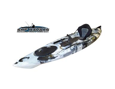 SKF Big Dentex - Kayak da pesca o turismo - 365 cm - completo accessori