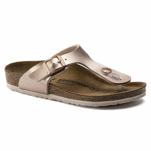 Birkenstock - Gizeh Kid - Electric Metallic Copper