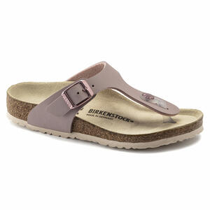 Copia di Birkenstock - Gizeh Kid - Electric Metallic Gold