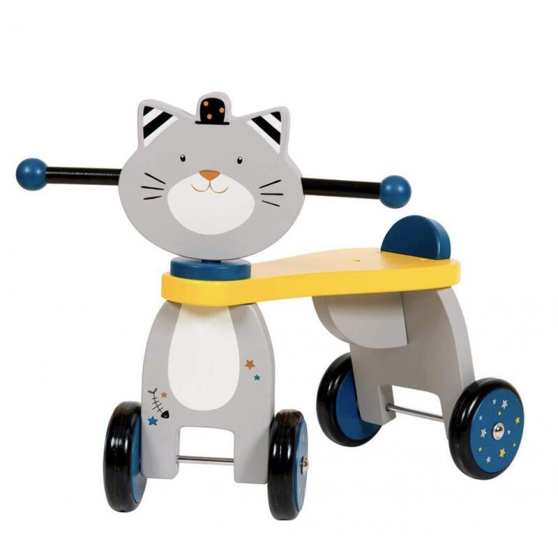 Les Moustaches - Fernand il gatto con le ruote