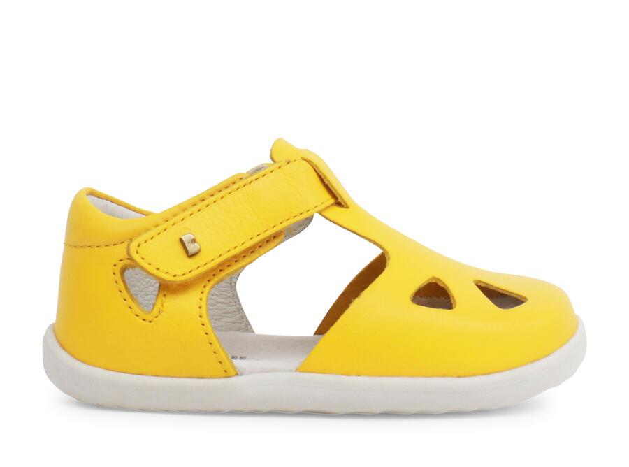 Bobux - Step Up - Zap - Yellow