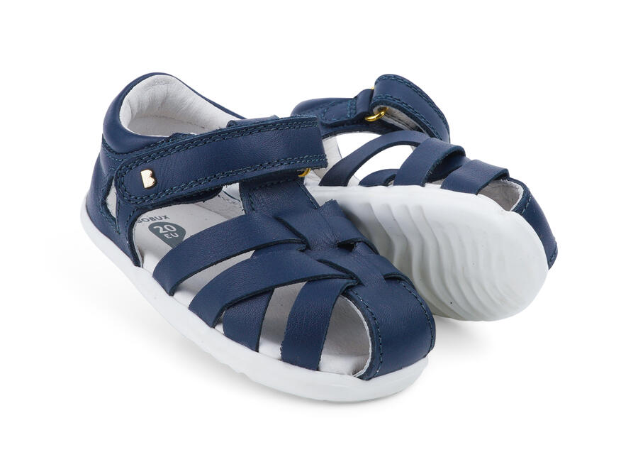 Bobux - Step Up - Tropicana II - Navy