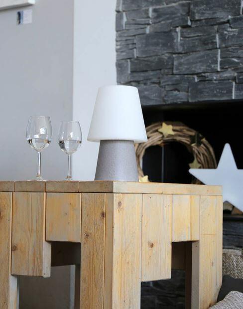 Lampada Ricaricabile da Tavolo No. 1 LED h 30 cm di 8 Seasons Design, Varie Finiture - Offerta di Mondo Luce 24