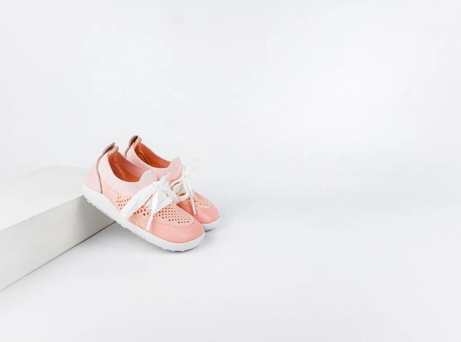 Bobux - Step Up - Play Knit- Blossom