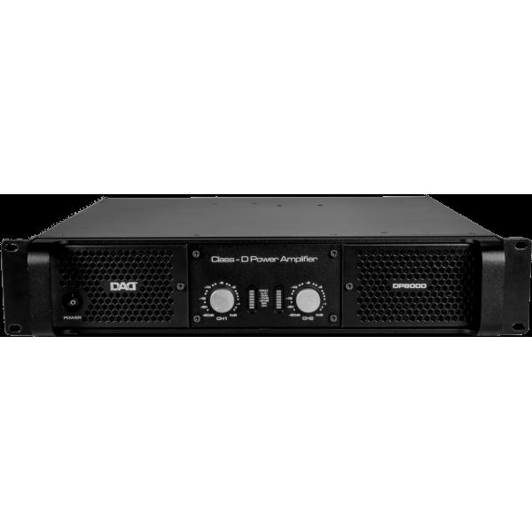 DAD amplificatore DP8000