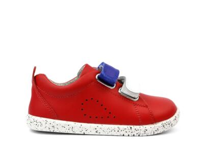 Bobux - I-Walk - Grass Court Switch  - Red