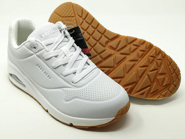 Stand On Air Bianco - SKECHERS