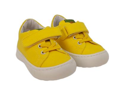 Walkey - Sneakers - Canvas - Giallo