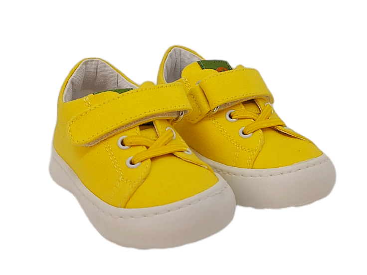 Walkey - Sneakers - Canvas - Giallo